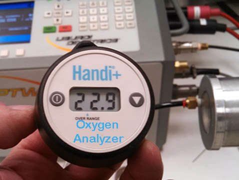 Oxygen Analyzer title=